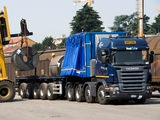 Pictures of Scania R560 8x4 Highline 2004–09