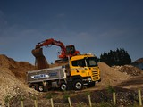 Pictures of Scania R420 8x4 Tipper 2004–09