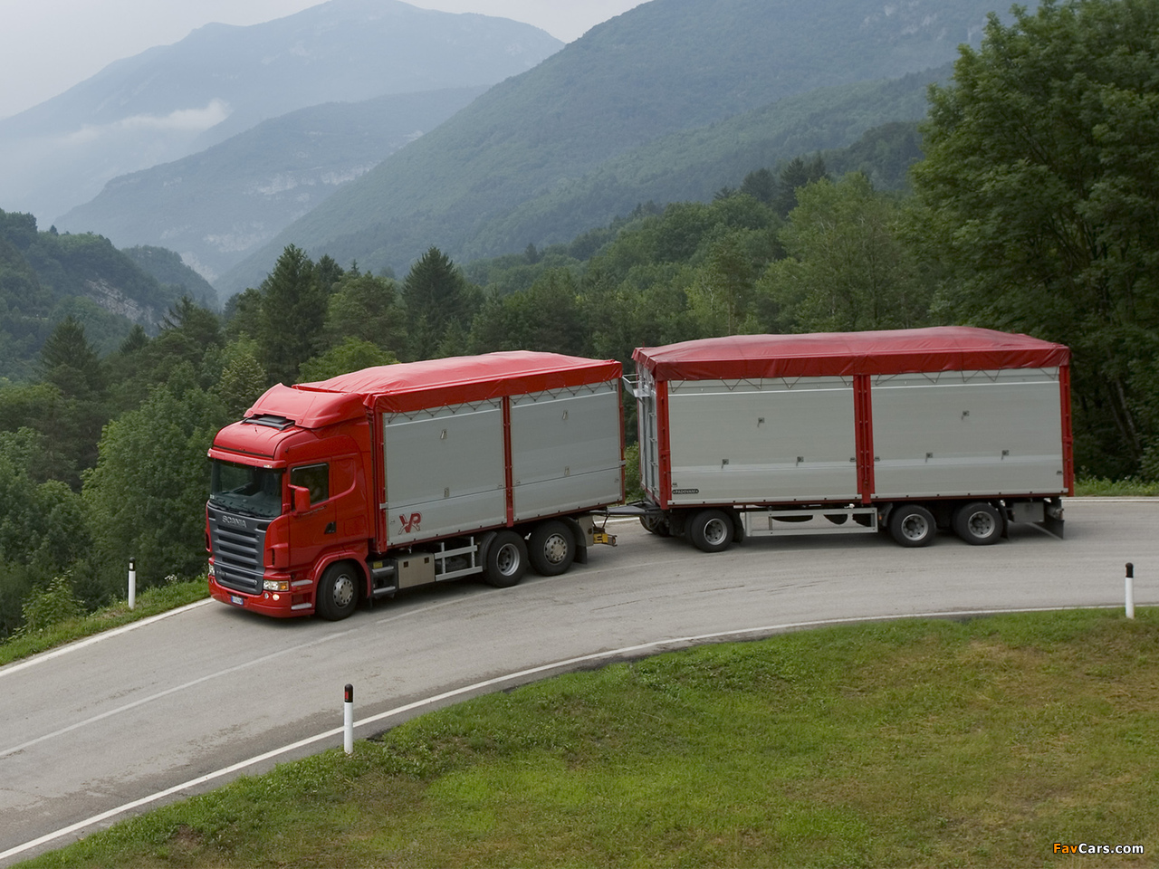 Pictures of Scania R500 6x2 Highline 2004–09 (1280 x 960)