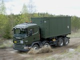 Pictures of Scania R500 8x4 HZ 2004–09