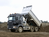 Pictures of Scania R500 6x4 Tipper 2004–09