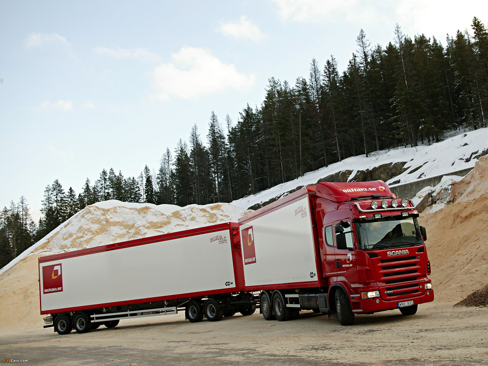 Pictures of Scania R500 6x2 Highline 2004–09 (2048 x 1536)