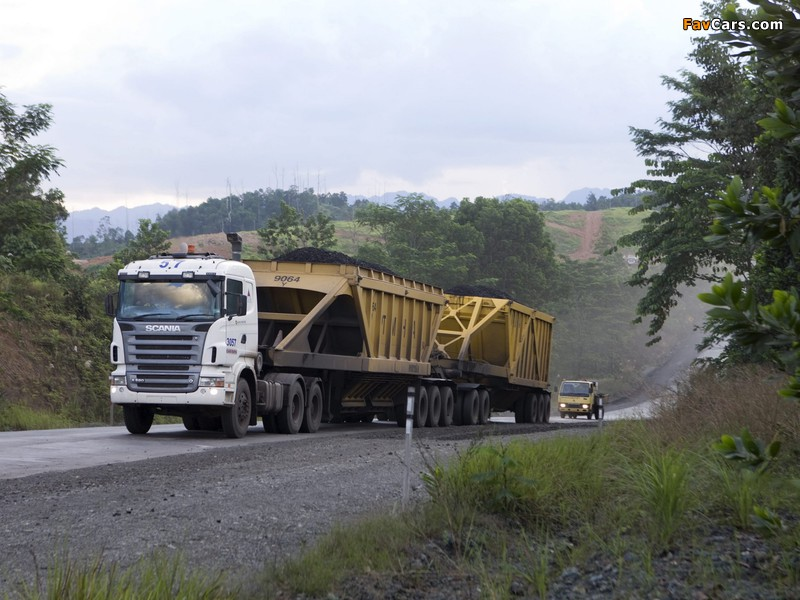 Pictures of Scania R580 6x4 2005–09 (800 x 600)