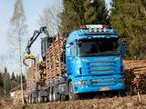 Pictures of Scania R620 6x4 Highline Timber Truck 2005–09