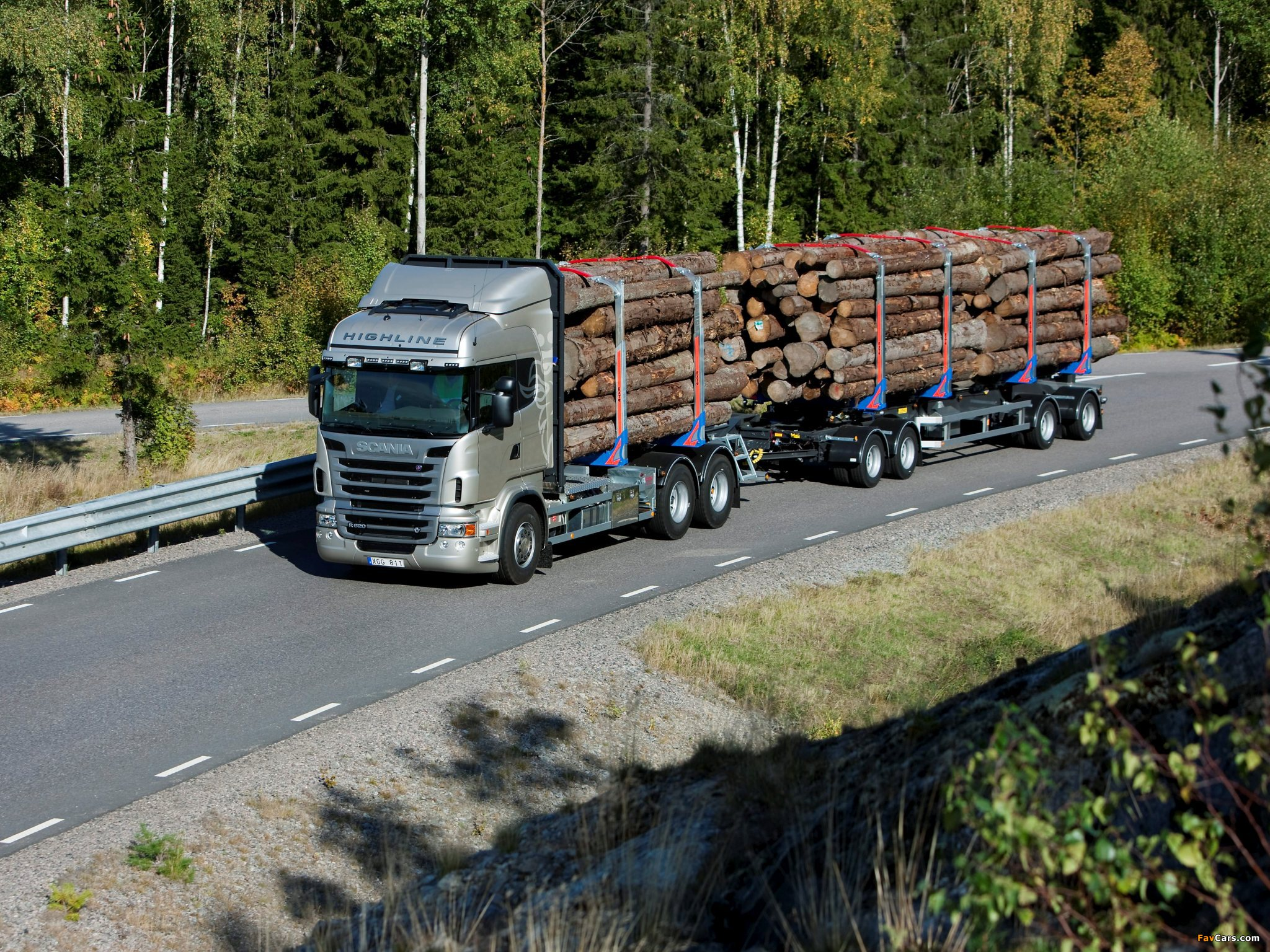 Pictures of Scania R620 6x4 Highline Timber Truck 2009–13 (2048 x 1536)
