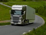 Pictures of Scania R440 4x2 Topline 2009