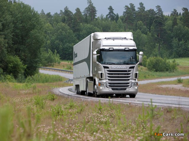 Pictures of Scania R400 4x2 2009–13 (640 x 480)
