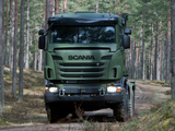 Pictures of Scania R480 8x8 Tractor 2010