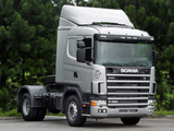 Scania R420 4x2 1995–2004 images