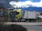 Scania R124 LA4x2 440 2003–04 images