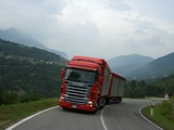 Scania R500 6x2 Highline 2004–09 images