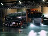 Scania R420 4x2 Highline 2004–09 images