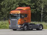 Scania R420 4x2 Highline 2004–09 photos