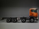 Scania R420 8x4 2004–09 photos