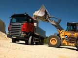 Scania R420 6x4 Tipper 2004–09 photos