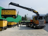 Scania R420 8x2 2004–09 photos
