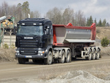 Scania R560 6x4 2004–09 pictures