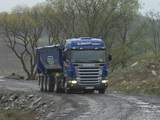 Scania R420 4x2 Highline 2004–09 pictures