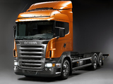 Scania R470 6x2 Highline 2004–09 pictures