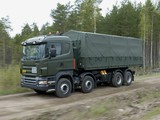 Scania R500 8x4 HZ 2004–09 pictures