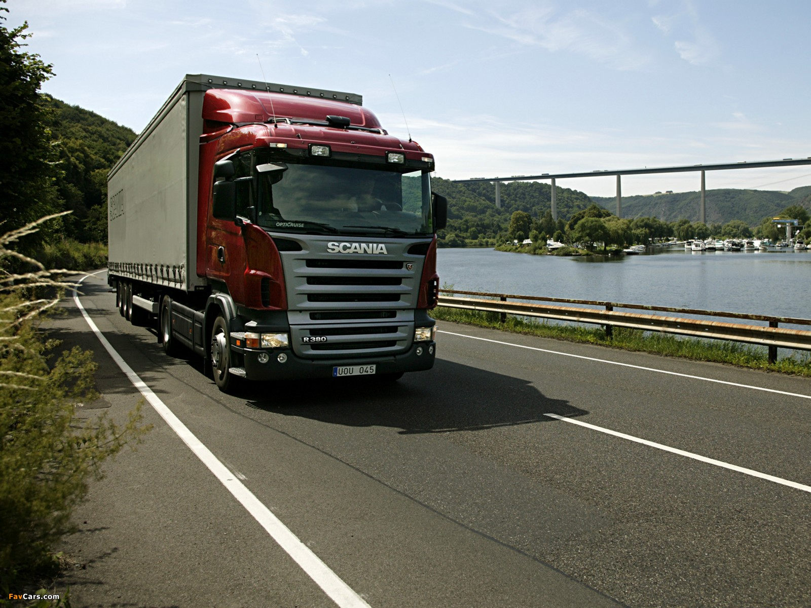 Scania R380 4x2 2004–09 pictures (1600 x 1200)