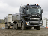 Scania R560 6x4 Tipper 2004–09 wallpapers