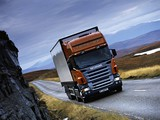 Scania R580 4x2 Topline 2004–09 wallpapers