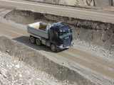 Scania R500 6x4 Tipper 2004–09 wallpapers