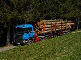 Scania R470 6x6 Timber Truck 2004–09 wallpapers