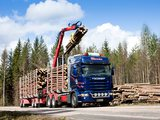 Scania R620 6x6 Highline Timber Truck 2005–09 images