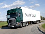 Scania R440 6x2 Topline 2009–13 images