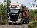 Scania R620 6x4 Highline Timber Truck 2009–13 photos