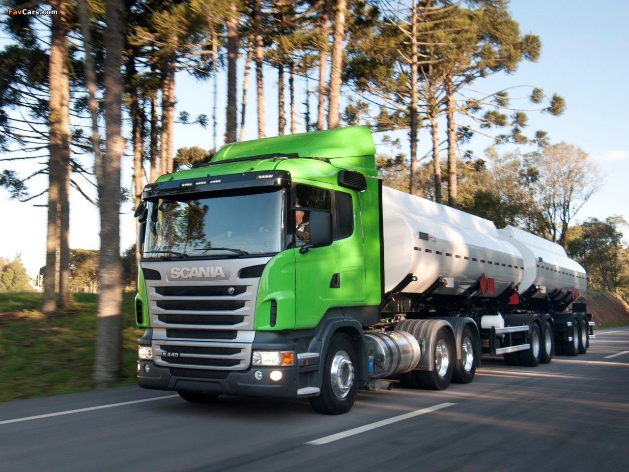 Scania R440 6x2 2009–13 photos (1280 x 960)
