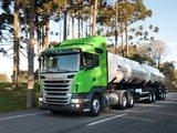 Scania R440 6x2 2009–13 photos