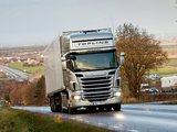 Scania R440 4x2 Topline 2009–13 photos