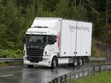 Scania R560 6x2 Highline 2009–13 photos