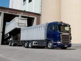 Scania R480 6x2 2009–13 photos