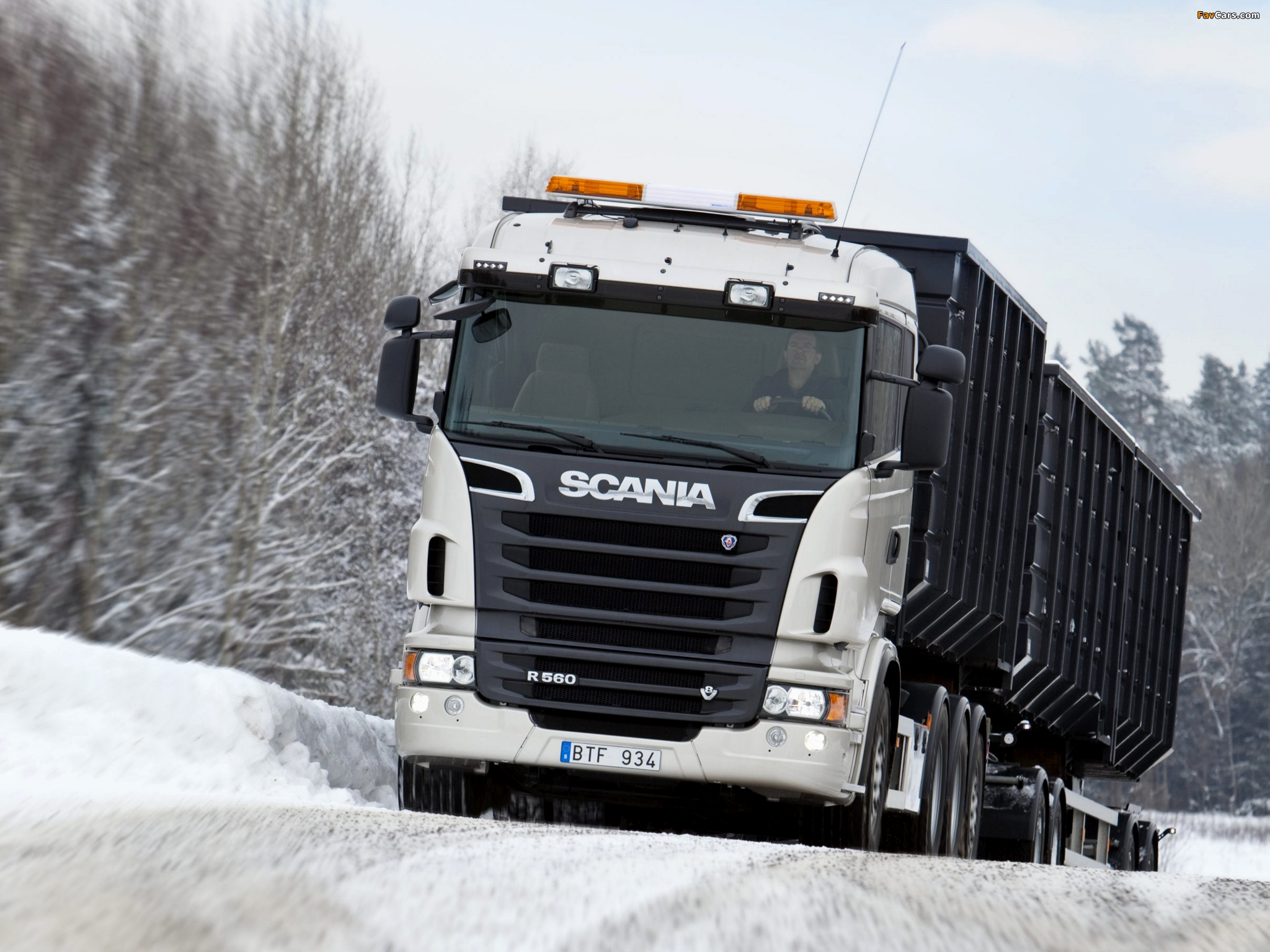 Scania R560 8x4 Tipper 2009–13 wallpapers (2048 x 1536)