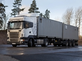 Scania R440 4x2 Highline 2009–13 wallpapers