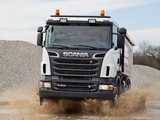 Scania R500 8x4 Tipper 2009–13 wallpapers