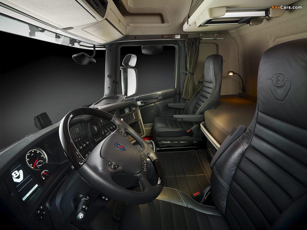 Scania R730 4x2 Topline 2010–13 images (1024 x 768)