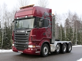 Scania R730 8x4 Topline 2010–13 pictures