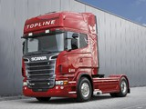 Scania R730 4x2 Topline 2010–13 pictures