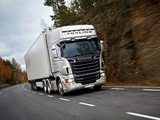 Scania R730 6x2 Topline 2010–13 wallpapers