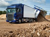 Scania R730 6x2 Highline 2010–13 wallpapers
