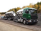 Scania R730 8x4 Tipper 2010–13 wallpapers