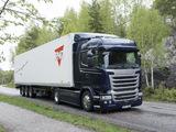 Scania R490 4x2 Streamline Highline Cab 2013 images