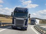 Scania R410 4x2 Streamline Highline Cab 2013 images