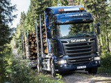 Scania R730 6x4 Streamline Highline Cab Timber Truck 2013 images