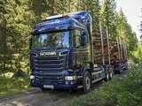 Scania R730 6x4 Streamline Highline Cab Timber Truck 2013 images